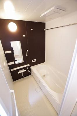 【浴室】アンファング21B棟