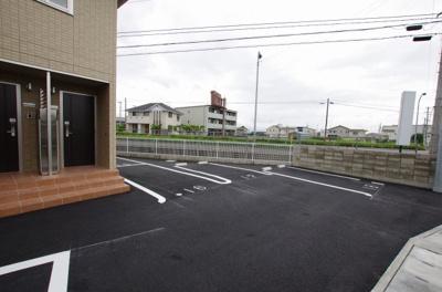 【駐車場】アンファング21B棟