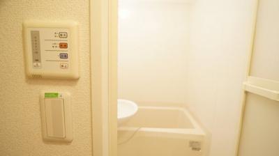 【浴室】レオパレス新堂Ⅱ