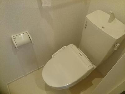 【トイレ】グラスフィールド
