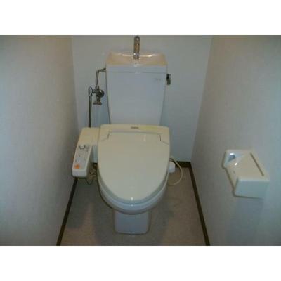 【トイレ】ゴールドパレス21