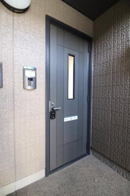 【玄関】シャーメゾンボヌール Ⅴ番館