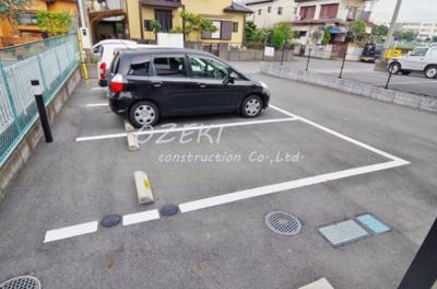【駐車場】リブリ・T.K2