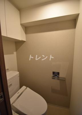【トイレ】アバンテ勝どき
