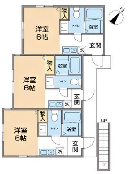 横浜市南区別所3丁目の一棟売りアパート