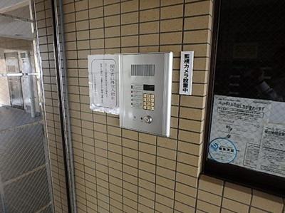 【セキュリティ】クレッセント西荻窪