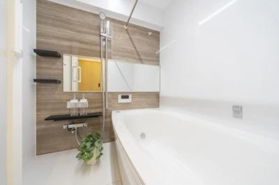 メゾンドール高輪の浴室です。