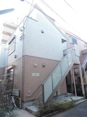 京急空港線「大鳥居駅」徒歩6分のアパートです。