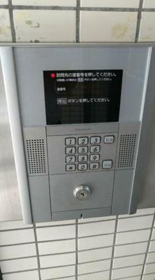 【セキュリティ】ペガサスマンション高円寺