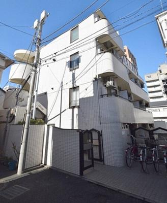 【外観】ペガサスマンション高円寺
