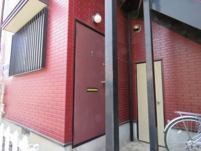 【玄関】ロアールカスミ
