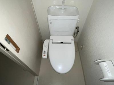 【トイレ】エルミタージュ難波南2