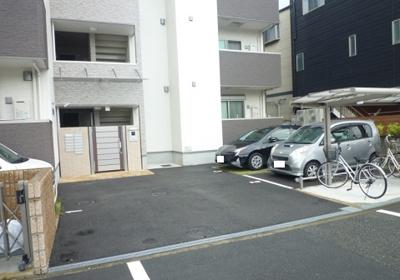 【駐車場】フジパレスアイヴィ浜寺