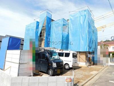 【設備】所沢市大字山口・全1棟 新築一戸建 ~三方角地~