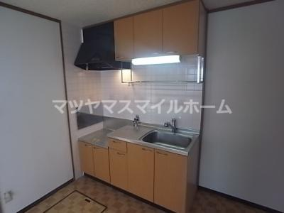 【キッチン】コンフォート岸和田