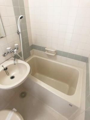 【浴室】ウィンベル白金台