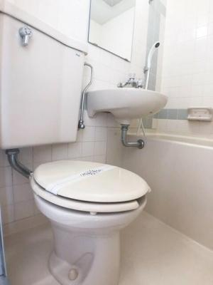 【トイレ】ウィンベル白金台