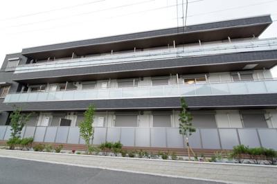 【外観】シャーメゾン・フォレスト・レジデンス