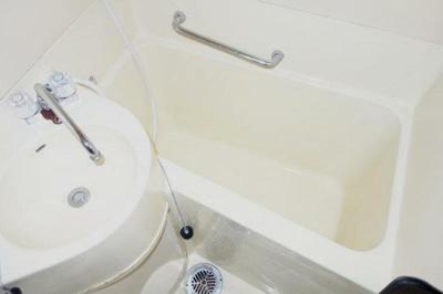【浴室】久我山フラット