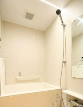 【浴室】スカイコート西荻窪2