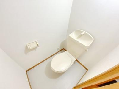 【トイレ】レオパレスクレール