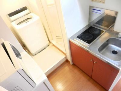 忙しい朝もおまかせ!洗濯と朝食づくりは同時進行!
