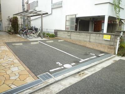 【駐車場】フジパレスサン