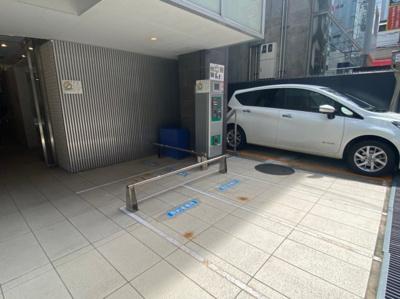 【駐車場】alvas