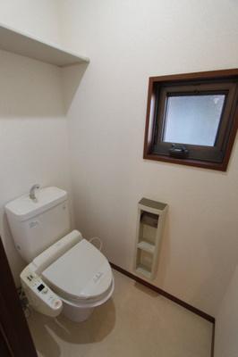 【トイレ】メゾネット池部D