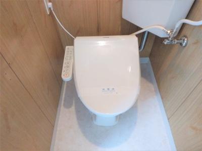【トイレ】クオーレマンション巽北