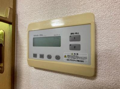 【設備】ジュリオ朝霧