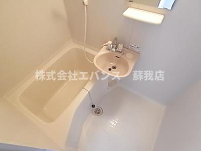 【浴室】メゾンサンガ