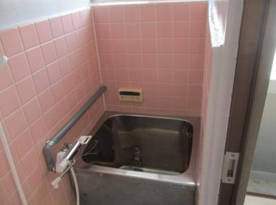 【浴室】玉井借家