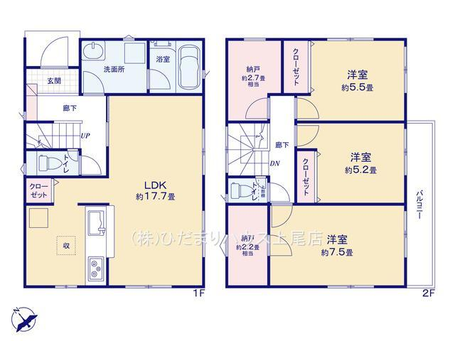 伊奈町寿 第9 新築一戸建て クレイドルガーデン 02
