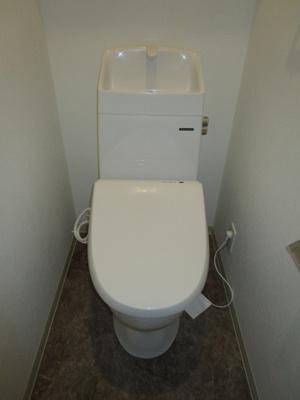 【トイレ】BELLハイツ守口