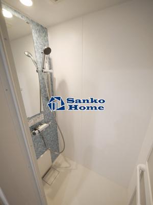 【浴室】Bonvoyage 204号室