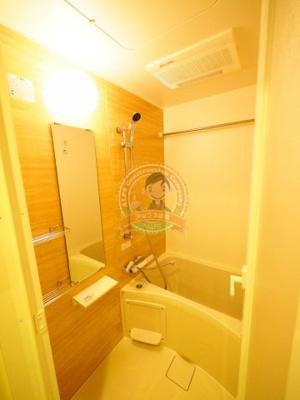 【浴室】CRACIA YOKOHAMA NORTH