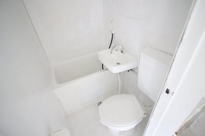 【浴室】ロフト松虫
