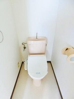 【トイレ】エレガンス初芝