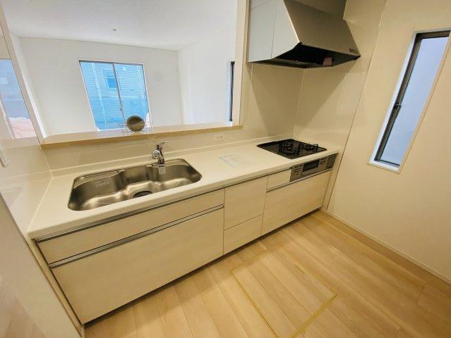 【前面道路含む現地写真】那珂市菅谷新築一戸建(第13)