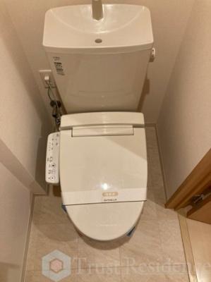 【トイレ】パークリヴィエール