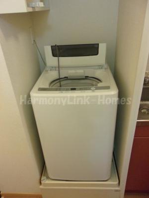 レオパレスアイリスの洗濯機☆