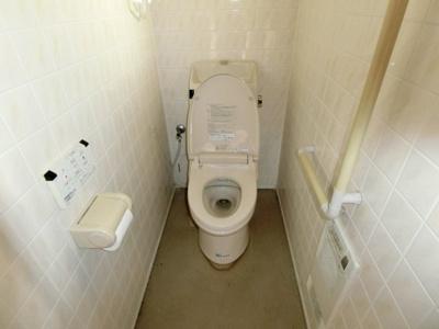 【トイレ】米原6丁目 中古住宅