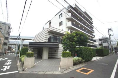 蒲田駅より徒歩圏内のデザイナーズマンションです。