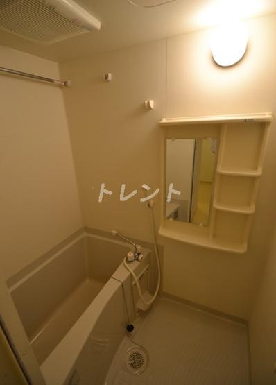 【浴室】アペルト西新宿