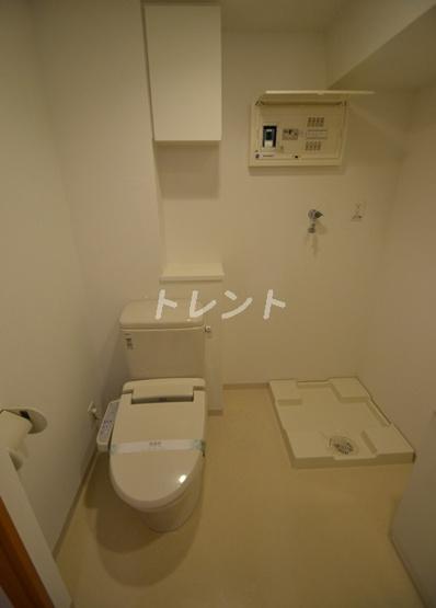 【トイレ】アペルト西新宿