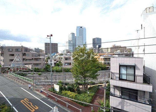 【展望】アペルト西新宿