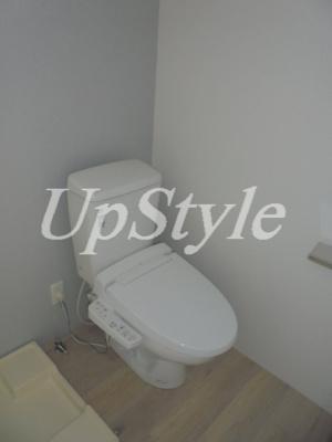 【トイレ】ルーチェ入谷