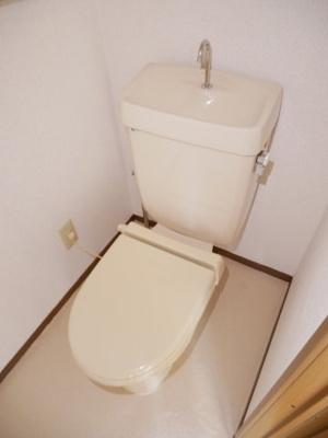 【トイレ】サンライトハイツ
