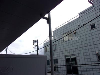 レオパレスサンボーンの眺望☆